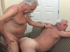 Grandpa plumb older
