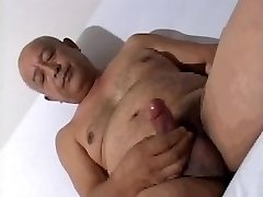 Asian senior man 124