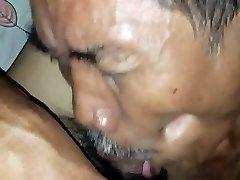 Indonesian Dad Blowjob1