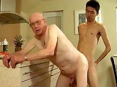 Ο παππούς και ο νεαρός