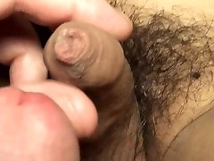 Ladyboy Noi Pushed In Creampie