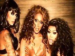 Sensual Ladyboy Erotica Music Vid