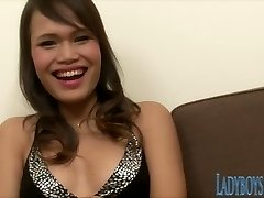 Thailand T-model Teen Jackie Solo Frolicking