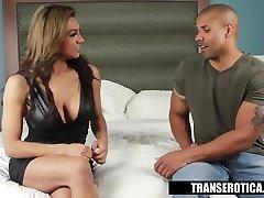 Trans Erotica - Jessy Dubia Takes the Dark-hued Prick