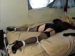 Dee in Restrain Bondage #1
