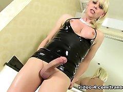 ג ' ואנה סילון היא-Milf סולו TransErotica