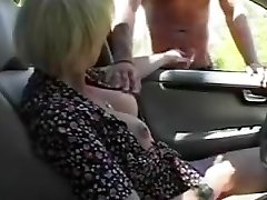 pretty Ladyboys  sucks and fucks outdoors