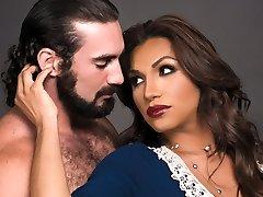 Jaxton Wheeler & Jessy Dubai in TS Sister In Law - TransSensual