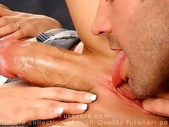 Outrageous, real, molten fucking futanari girls compilation by FutaCore