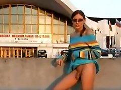Super-steamy Russian Transsexual Lola