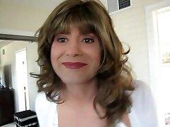 Hot cd Samantha Nylons cumming stiff