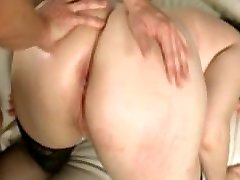 gorgeous chubby stunner anal invasion