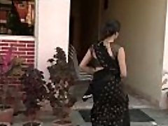 Indian Bhabhi Exposing Big Melons - HotShortFilms.com