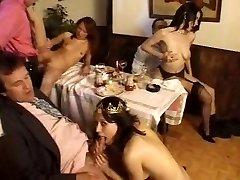 אלונה....reine du סקס ganbang
