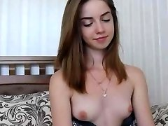 Teen Puffy Nipples Tiny Tits Camgirl Wants a Facial Cum Inhale