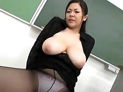 Yuki Sakurai - Wonderful Asian Teacher