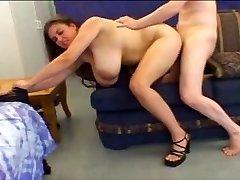 big-chested mega-bitch