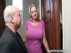 Awesome steamy great big boobs blondie slut part3
