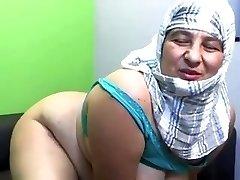 nerd arabe webcam