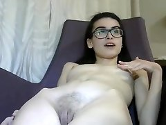 Tiny 18 year Italian Cam Doll Masturbates-1
