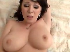 Hot Busty Brunette Cougar POINT OF VIEW