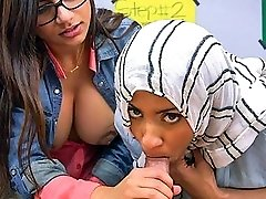 Mia Khalifa in ORAL PLEASURE Lessons w/ Mia Khalifa - BangBros