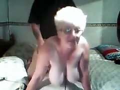 Horny Amateur clip with Hefty Tits, Webcam scenes