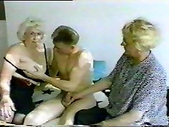 German Grandma Mature Oma Orgy