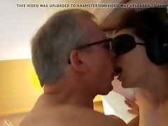 Homemade cuck husband films cute wife being shared.mp4