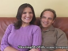 Sissy Spouse Has Super-fucking-hot Wife