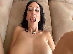 Alia Janine - Busty Cougar POV