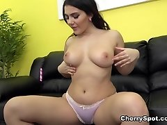 Valentina Nappi in Super-fucking-hot Fapping Italian Valentina - CherrySpot