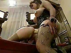 French Buxomy Strap On Dildo by TROC