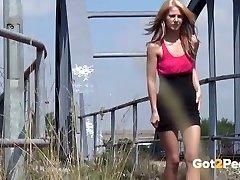 Got2Pee - Standing Pee Compilation 001