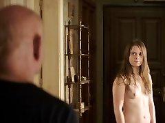 Hera Hilmar stripping nude