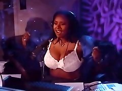 Howard Stern's Robin Trembles Showing Double G's