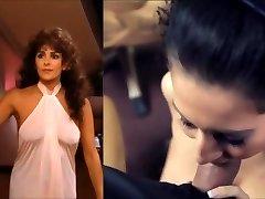 Marina Sirtis - Counselor Deanna Troi  (Starlet Trek)