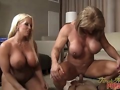 Ashlee Chambers, Wild Kat, Amazon Alura Get Corporal 1 of Two