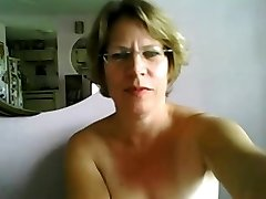 First time mature fun bags and ass on web cam