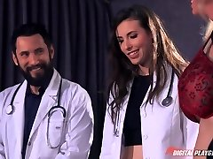 Alice Lighthouse, John Powerful, Karlo Karrera in House Calls - Episode 2 - DigitalPlayground