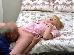 grandpa fuckpole treatment for young blondie