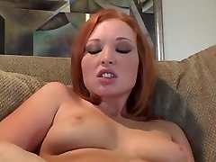 Redhead Vixen Vogel Is Desperate For Orgy