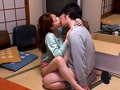 Hottest Chinese whore Akiho Yoshizawa in Kinky kitchen, couple JAV scene