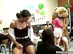 Alaina&#039_s Dancing Hairy Man B-day Fiesta with Big Dick Male Strippers