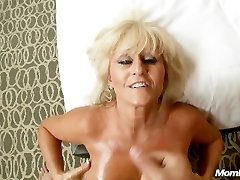 Mature Big Melon Swinger Milf Splatters