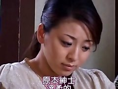Busty Mommy Reiko Yamaguchi Gets Fucked Doggy Style