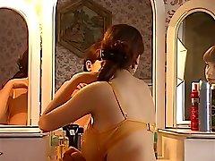 Velké kozy, college girl ruská dívka s g cup prsa