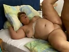Big Dame Hetty Fat Granny Drilled Good