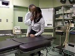 Businesslady בשימוש על ידי הרופא