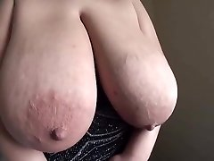 Ruriko S Cup - Giant Saggy Huge Bra-stuffers with Milk